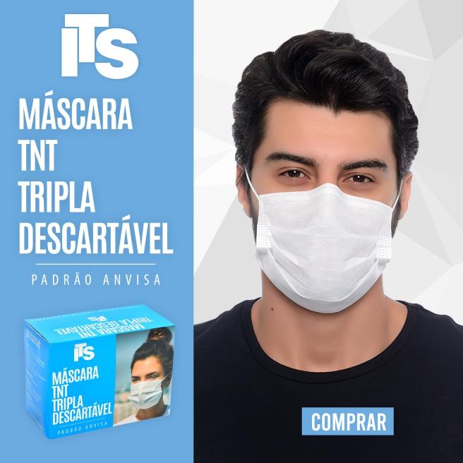 Mini banner Máscara